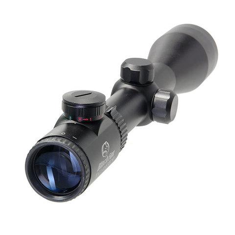 Прицел оптический Veber Black Fox 2,5-10x50 ER MD