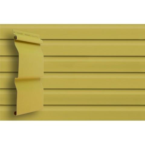 Сайдинг Виниловый Grand Line Аmerika D4,4 Кремовый