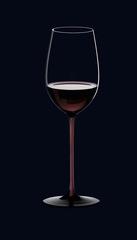 Бокал для вина Riedel Sommeliers R Black Series Chianti Classico/Riesling Gand Cru, 380 мл, фото 4