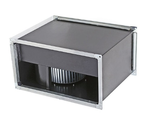 Вентилятор ВК-В4 500х250 Е (ebmpapst) канальный, прямоугольный