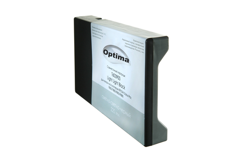 Картридж Optima для Epson 7800/9800 C13T603900 Light Light Black 220 мл