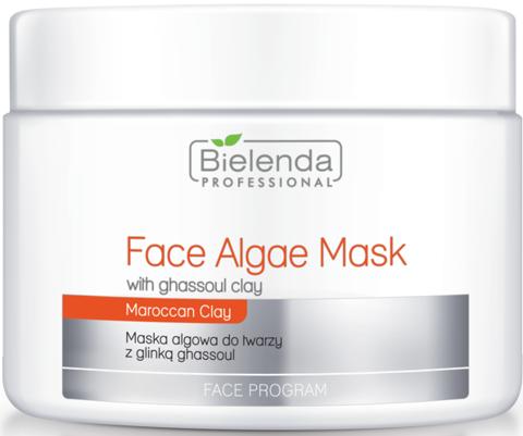 PROFESSIONAL Aльгинатная маска для лица с глиной Ghassoul 190г