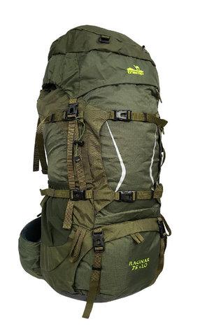 Рюкзак туристический Tramp Ragnar 75+10 TRP-044 (зеленый)