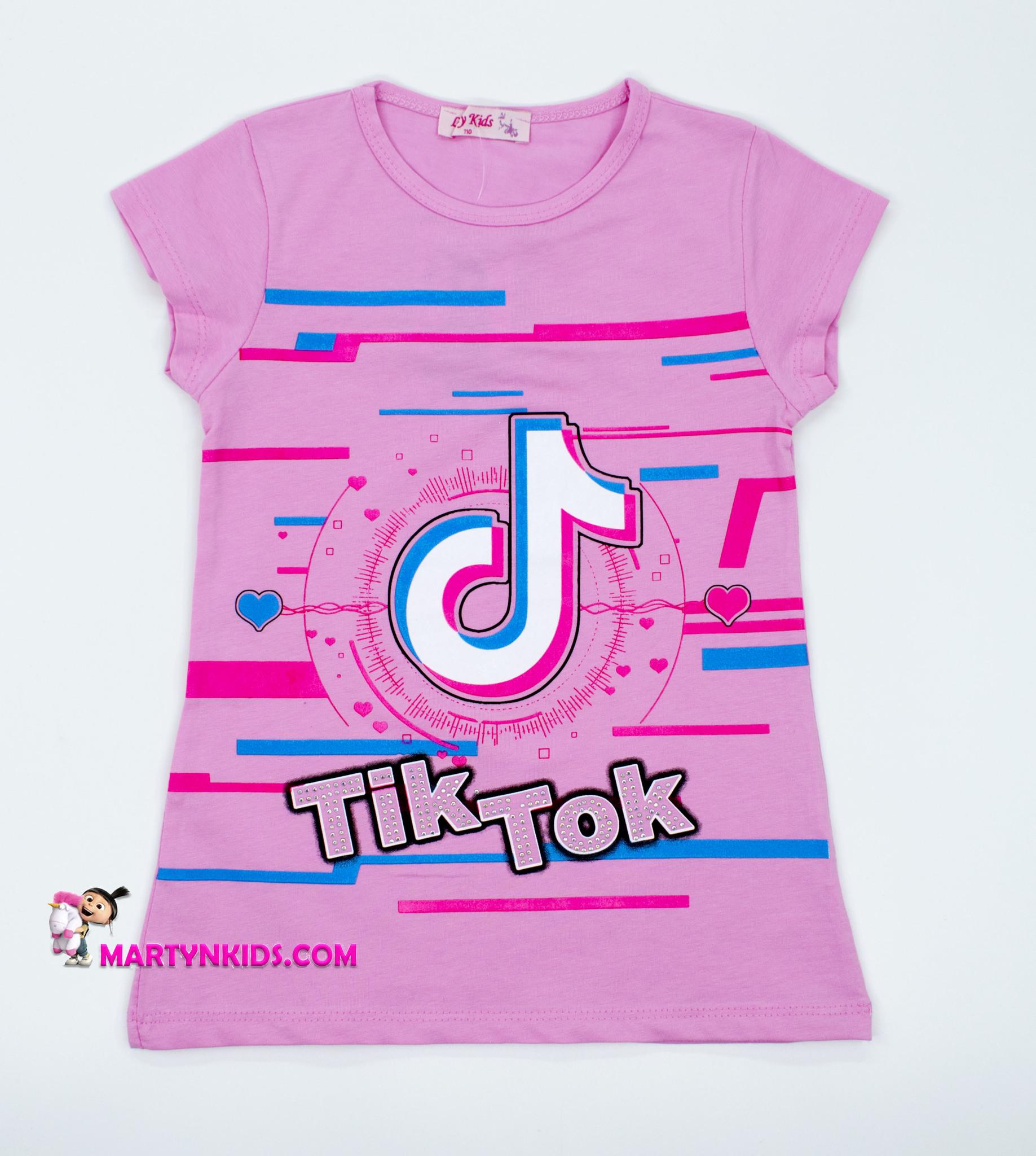 2599  футболка TikTok