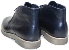 Теплые зимние ботинки мужские Ikoc 004-9 S