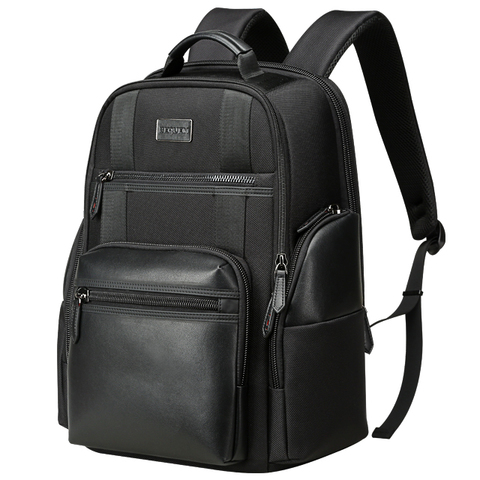 Городской рюкзак BEQUEM RK-003 черный