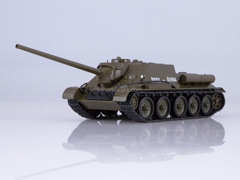 Tank SU-100 Our Tanks #4 MODIMIO Collections
