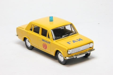 VAZ-2101 Lada GAI Police out strip Agat Mossar Tantal 1:43