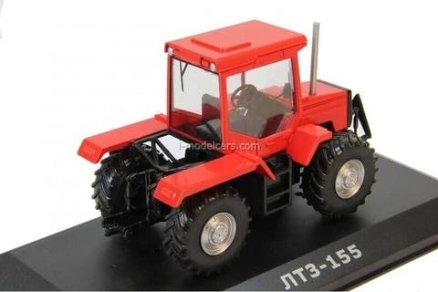 Tractor LTZ-155 1:43 Hachette #30