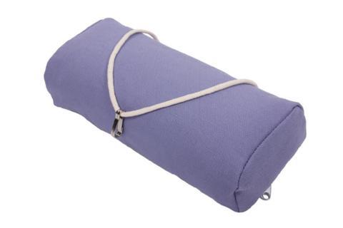 Подушка для гамака из льна фиолетовая RGP5