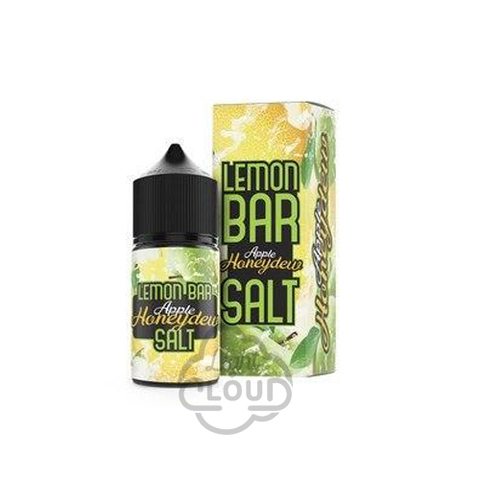 Apple Honeydew by Lemon Bar Salt 30мл