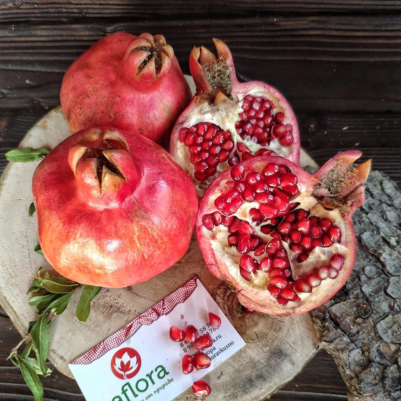 Фотография Гранат (Азербайджан) / кг / РАСПРОДАЖА купить в магазине Афлора