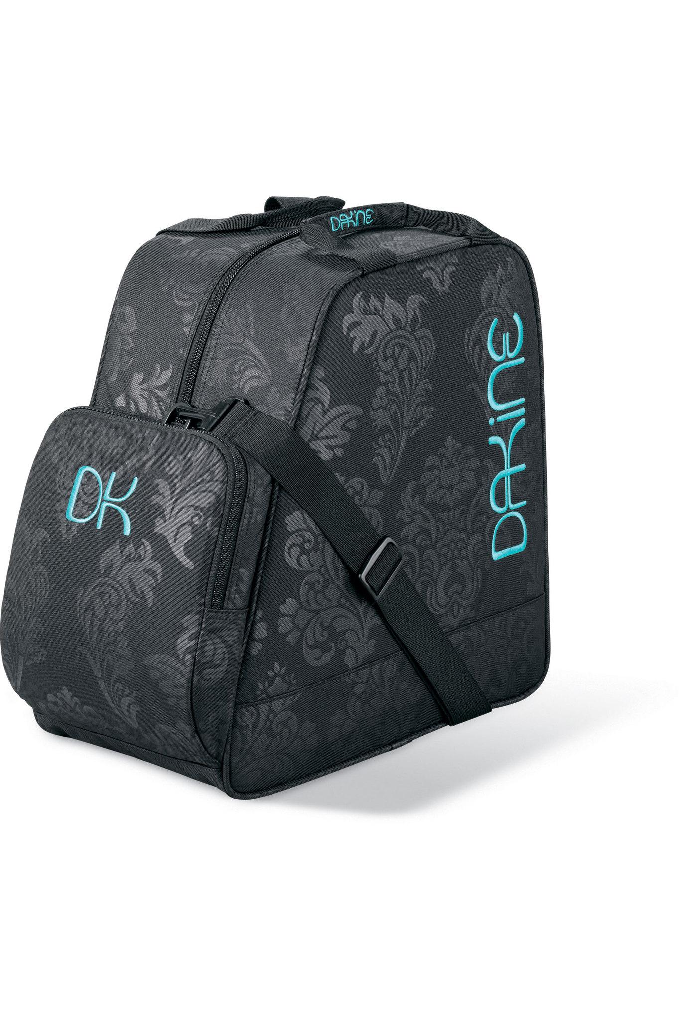 Для горнолыжных ботинок и шлема Сумка для ботинок женская Dakine Boot Bag 30L Flourish DaKineBootBag30LFlourish.jpg
