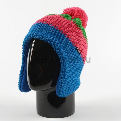 Картинка шапка-ушанка Eisbar star ear pompon 642