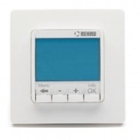Терморегулятор Rehau (Рехау) Optima 10 А, программируемый, с выносным датчиком температуры.