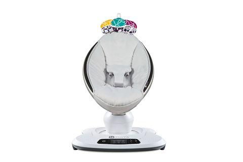 Качели-шезлонг 4moms MamaRoo 4.0 Серебро напрокат