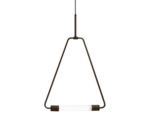 Подвесной светильник копия Perchoir by Lambert & Fils (черный)