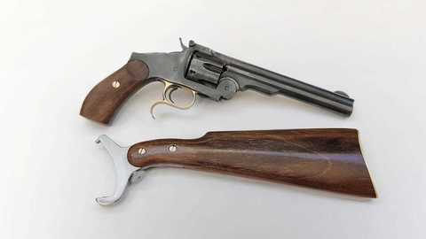 Smith and Wesson model 3 Russian