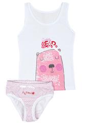 GK02-001П-2 комплект детский, розовый