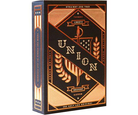 Колода Union Theory 11