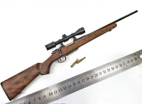 Sniper rifle CZ775 1:3 scale