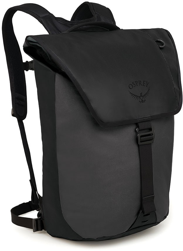 Городские рюкзаки Рюкзак Osprey Transporter Flap Black transporter_flap_f19_side_black_1_1.jpg