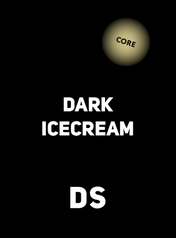 Аксессуар DS CORE DARK ICECREAM 250
