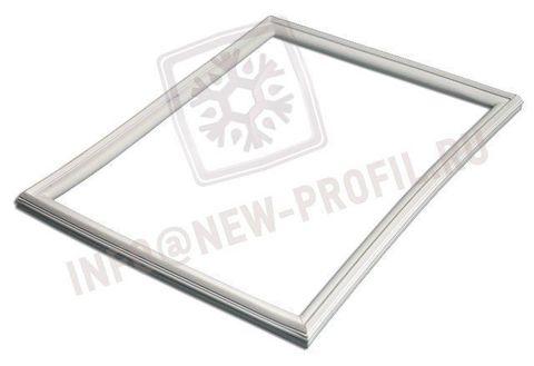 Уплотнитель 156*66 см для холодильного шкафа Inter-550Т (глухая или стеклянная дверь) Профиль 004