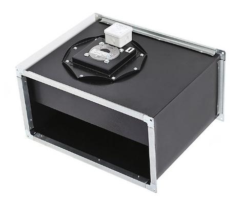 Вентилятор ВК-В4 500х250 D (ebmpapst) канальный, прямоугольный