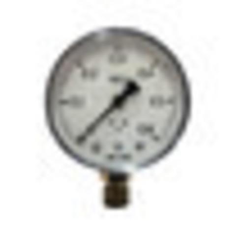 Манометр МП-100 радиальный Дк100мм 2,5МПа М20х1,5 ЗАВОД ТЕПЛОТЕХНИЧЕСКИХ ПРИБОРОВ