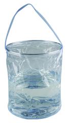 Ведро складное прозрачное 10л AceCamp Transparent Folding Bucket 10L