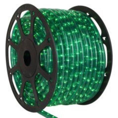 Delux Зеленый дюралайт гирлянда светодиодная LED шланг 2wrl