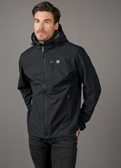 Куртка лыжная 8848 Altitude Padore Softshell Jacket Black 2020 мужская