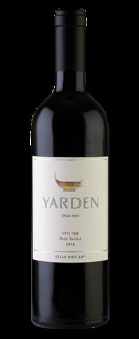 Golan Heights Winery Yarden Petit Verdot