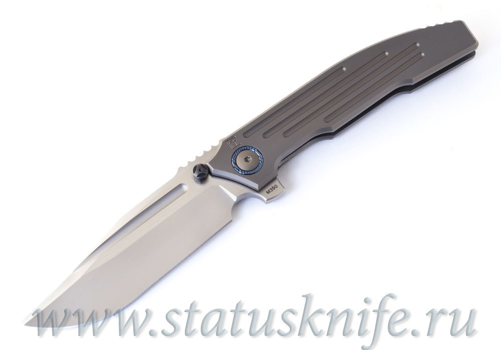 Нож CKF/Rassenti SNAFU 2.0 collab Снафу - фотография