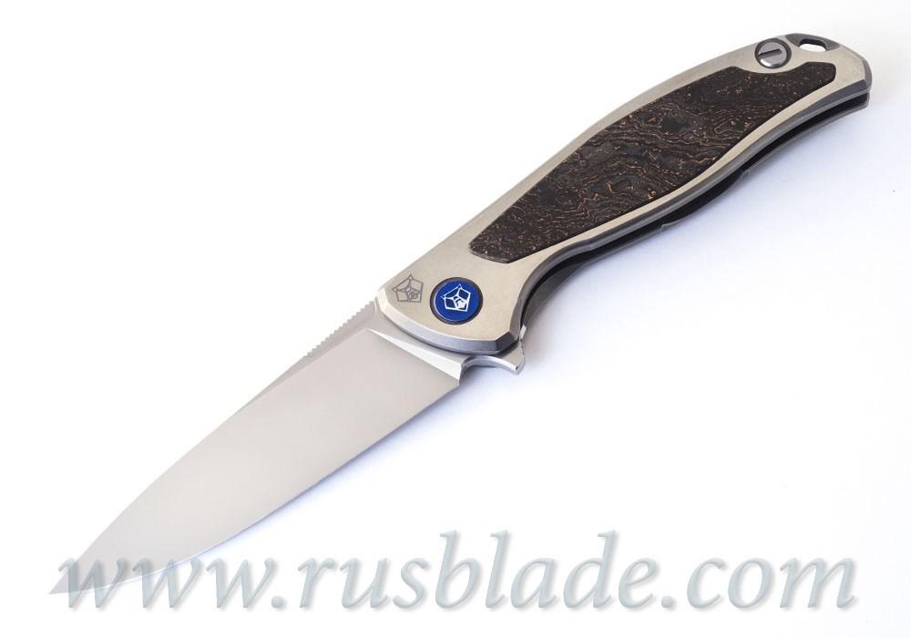 Shirogorov F95NL Bronze Limited М390 TS MRBS 2020