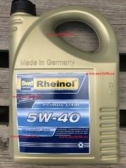 Масло моторное SWD Rheinol  Primus DXM 5W-40 син. (4л)