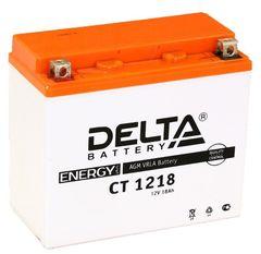 Аккумулятор DELTA 12V 18Ah (CT1218)