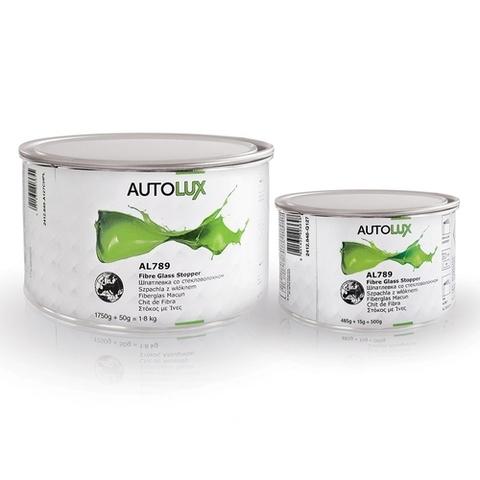 Autolux Шпатлевка со стекловолокном 0,5кг