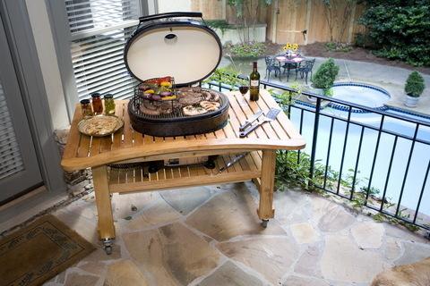 Стол из Лиственницы для Primo XL и Family