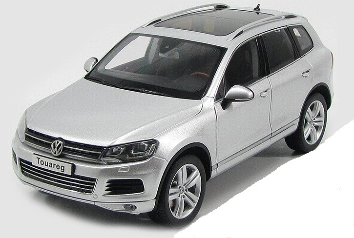 Коллекционная модель Volkswagen Touareg TSI 2010