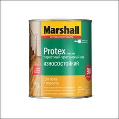 Лак матовый для паркета Marshall PROTEX PARKE CILA 10 (Прозрачный)