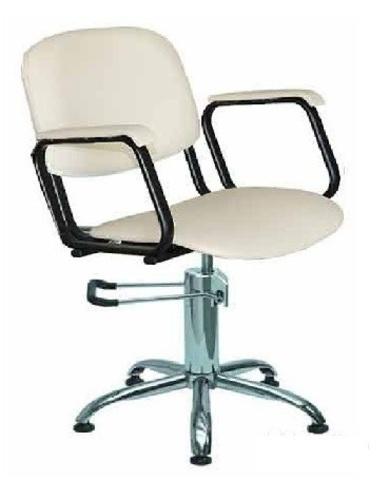 Кресло парикмахерское КОНТАКТ на гидравлике