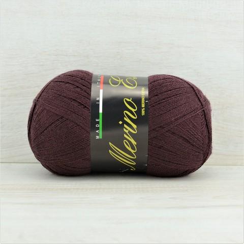 Пряжа Merino Extra (Мерино экстра) Шоколадный