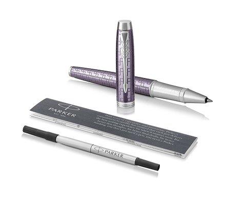 Ручка-роллер Parker IM Premium Dark Violet CT123