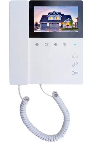 Видеодомофон Elly-S с трубкой (XL или VZ)