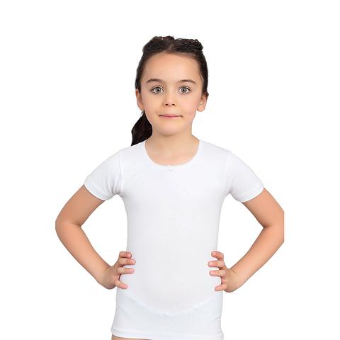 Футболка для девочки (86-152) 17-ДК.4644