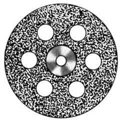 Алмазные Диски HP Standart «SS WHITE» серия DISC 919/220 (0,40 mm) низ.полный.отверстия