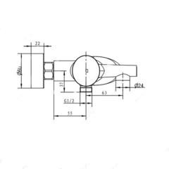 Схема 2 Kaiser 71022