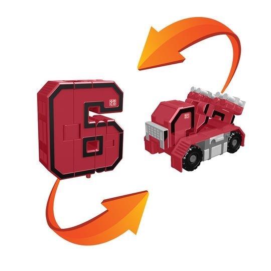 6 Трансбот Огнемет (цифра шесть)